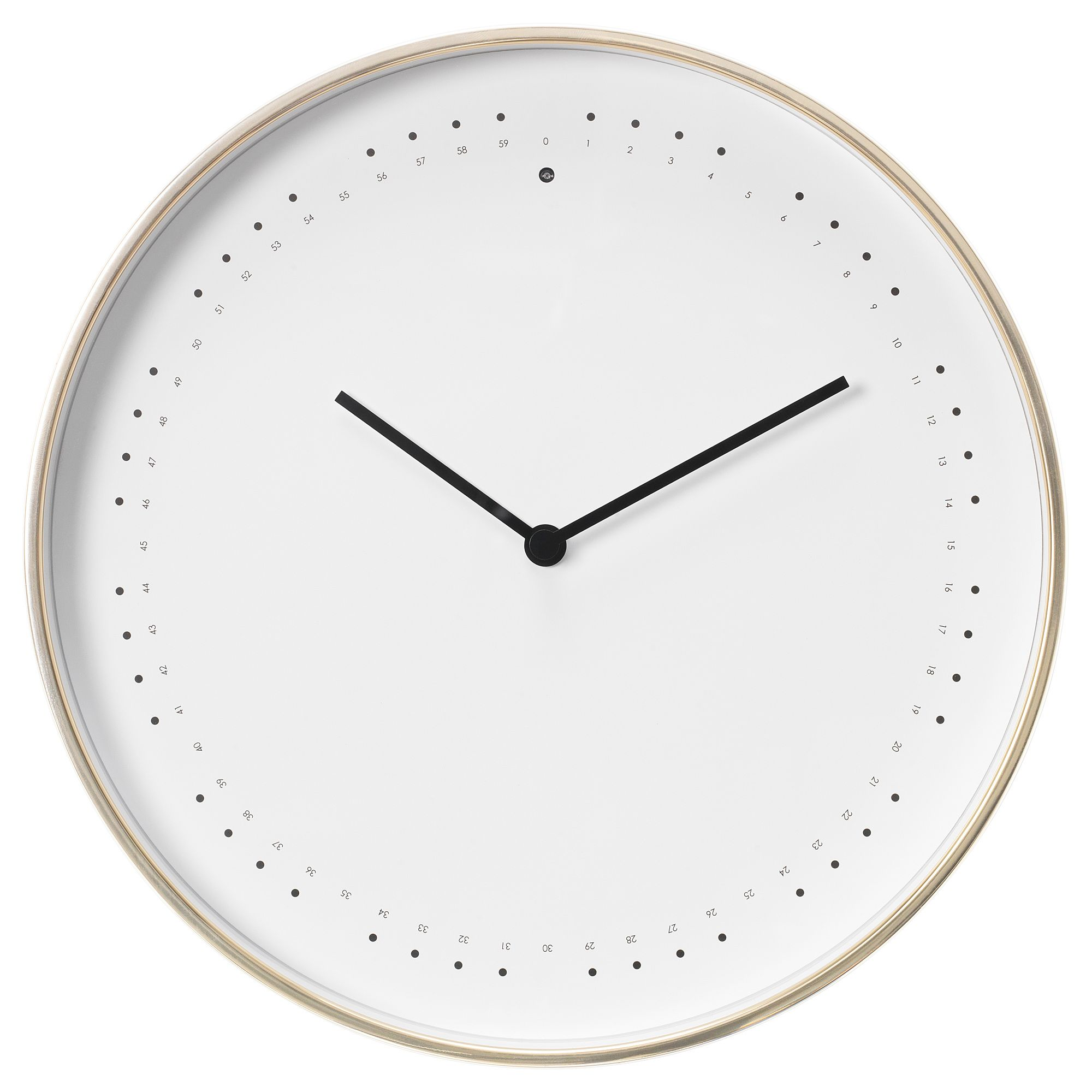 Panorera Wall Clock 9 24 Cm Wanduhr Ikea Wanduhren Uhren