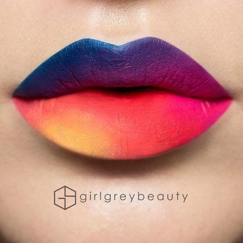 Insanely Pretty Makeup For True Goddesses Of Summer Glaminati Com Lip Art Makeup Nice Lips Lip Art