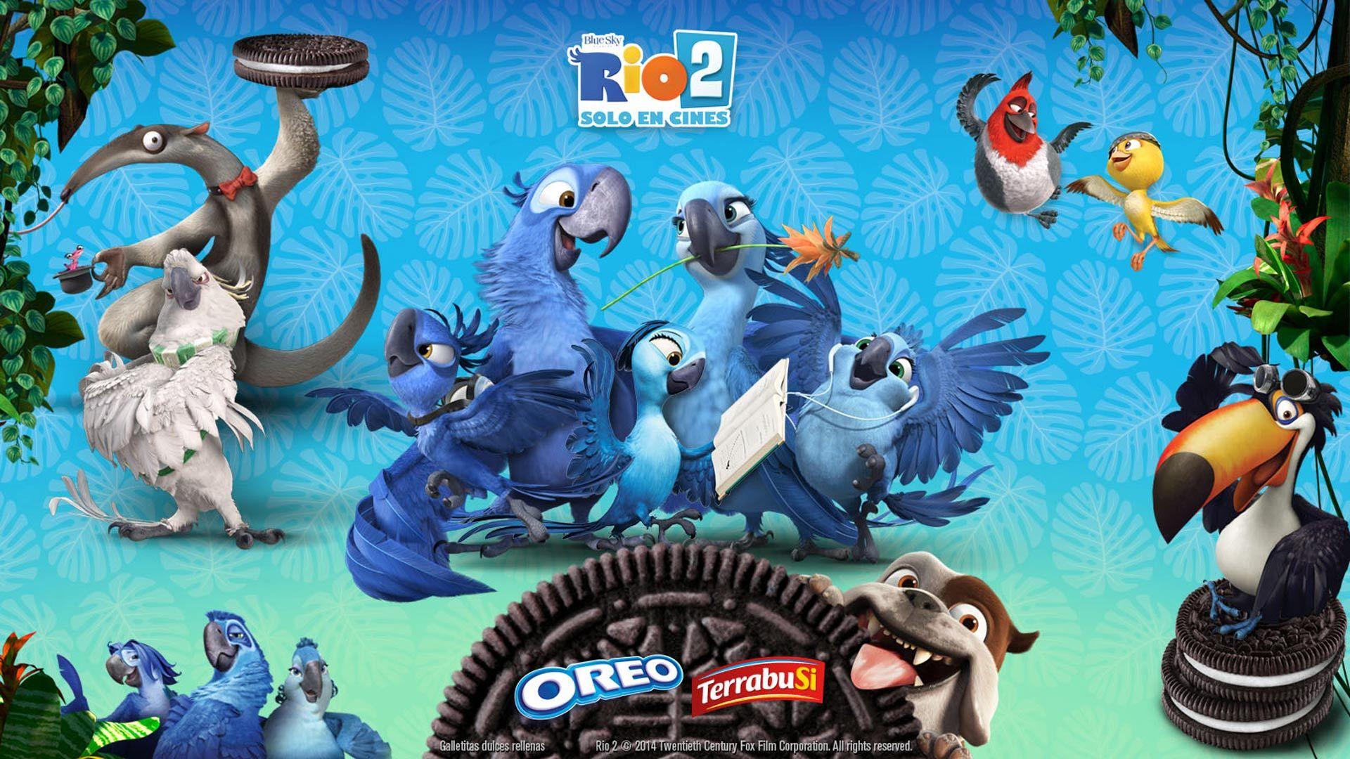 Rio 2 Movie Wallpaper gabi wallpaper picture...