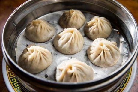 After A Decade Gourmet Dumpling House Is Still Going Strong The Boston Globe Gourmet Food Eat