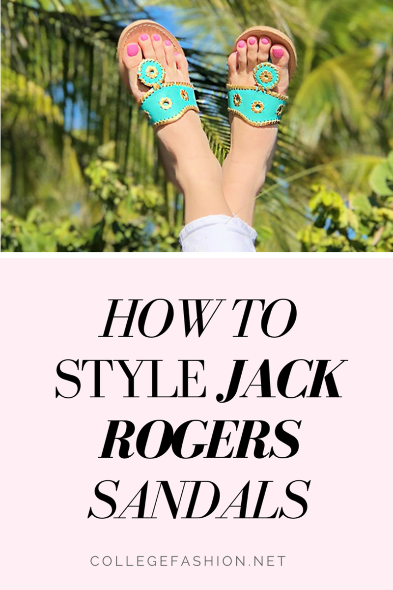 733bbb757465 3 Fabulous Ways to Style Jack Rogers Sandals (Plus How to Get Them ...