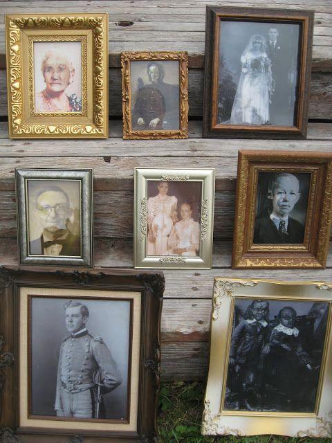 Bascombe Mania: Cheesy Changing Portraits