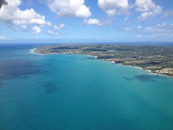 #Vieques can be reached via ferry or propeller plane just minutes from the mainland, and is home to pristine beaches, a world renowned #biobay, wild horses, and more. What are you waiting for?
