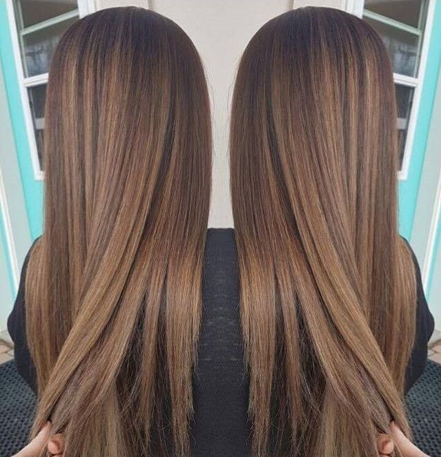 Reiches braunes Haar Erstellt von Kat @stylingbykat bei Erin Melinda Hair Studio #brownhaircolors