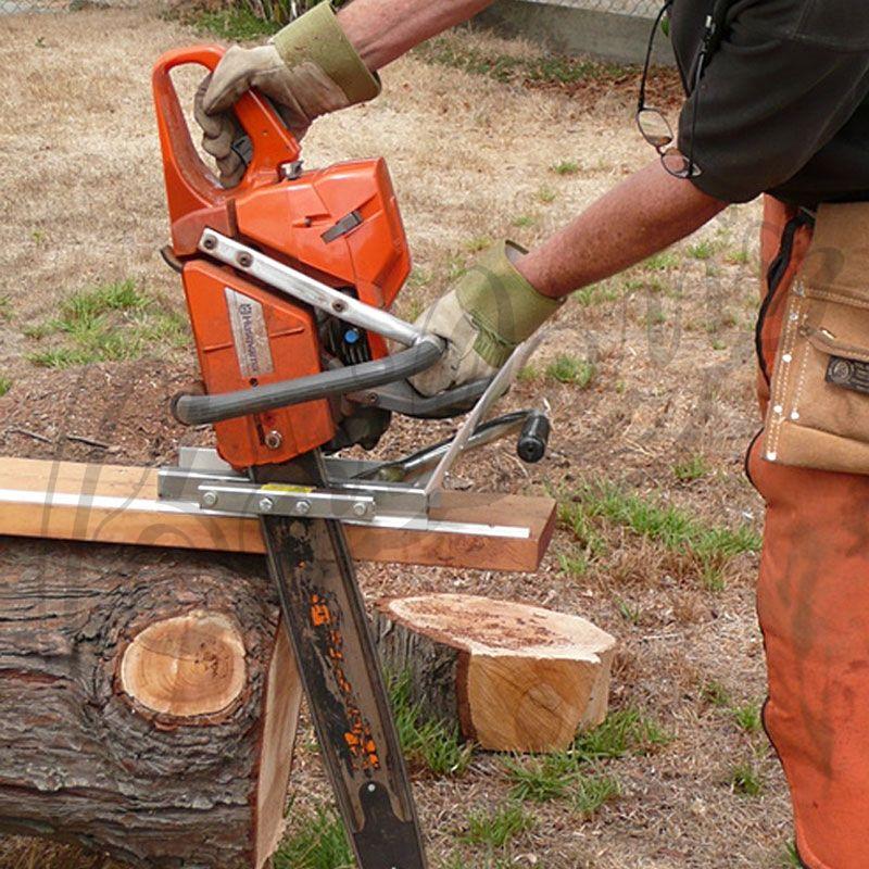 Granberg mini mill g b portable chainsaw mills
