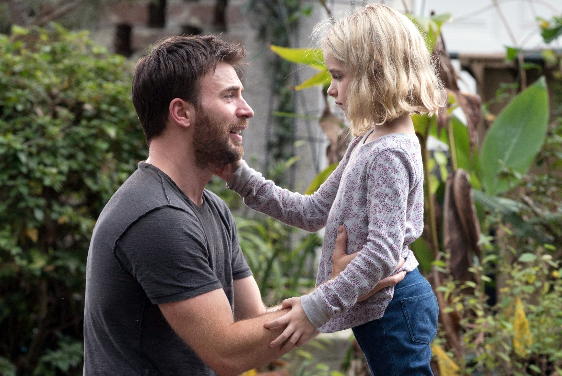 Chris Evans Talks Working With Children And Animals On Gifted And