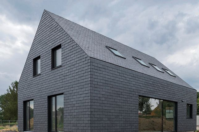 Best Roof Types Slate Roof Exterior Cladding Roof Cladding 400 x 300