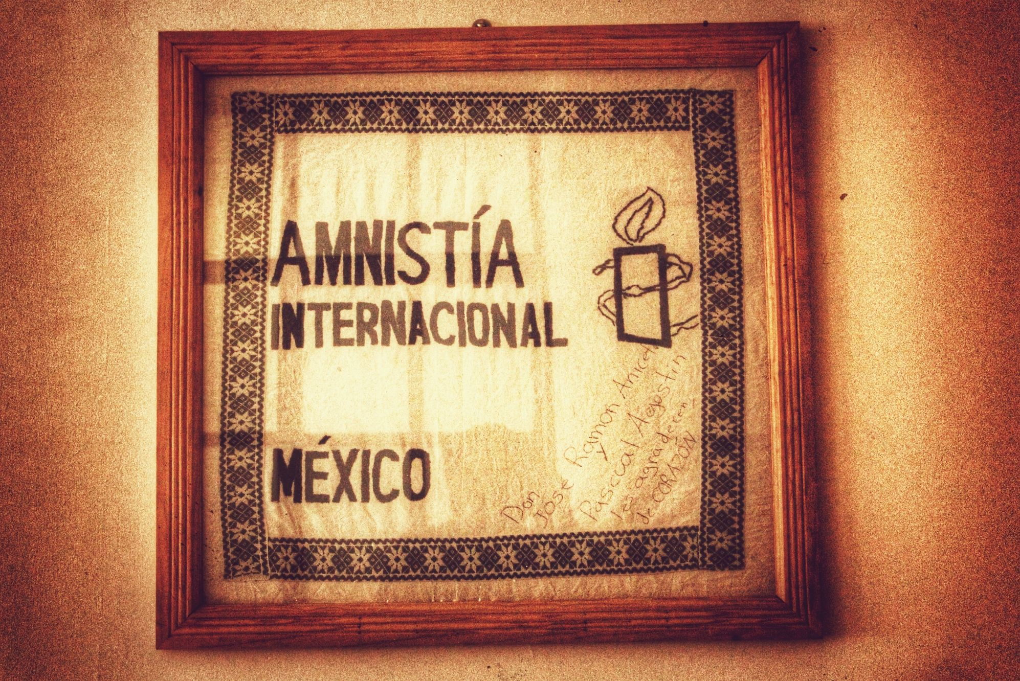 Amnistía Internacional @Katia 360