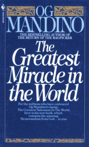 The Greatest Miracle in the World (NOOK Book)