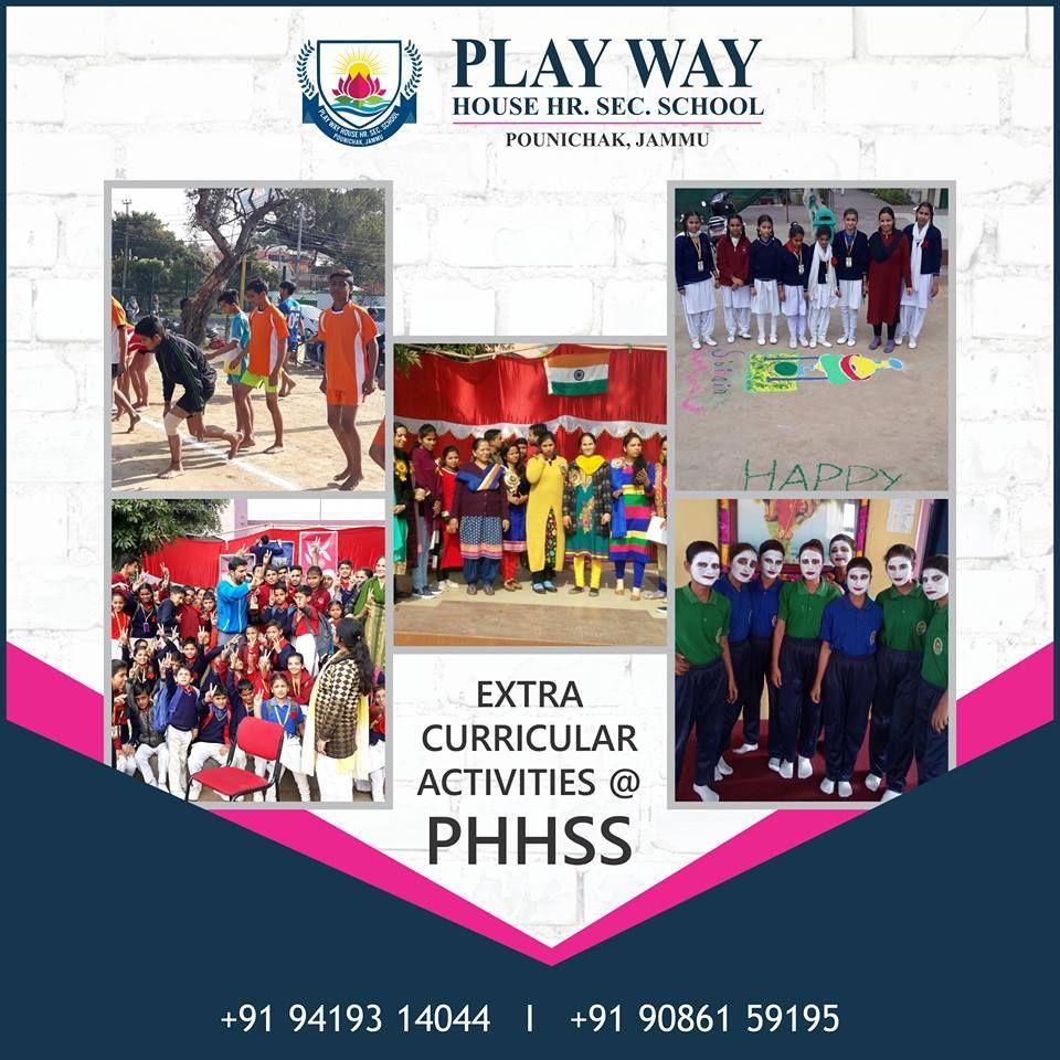 importance of curricular activities in school