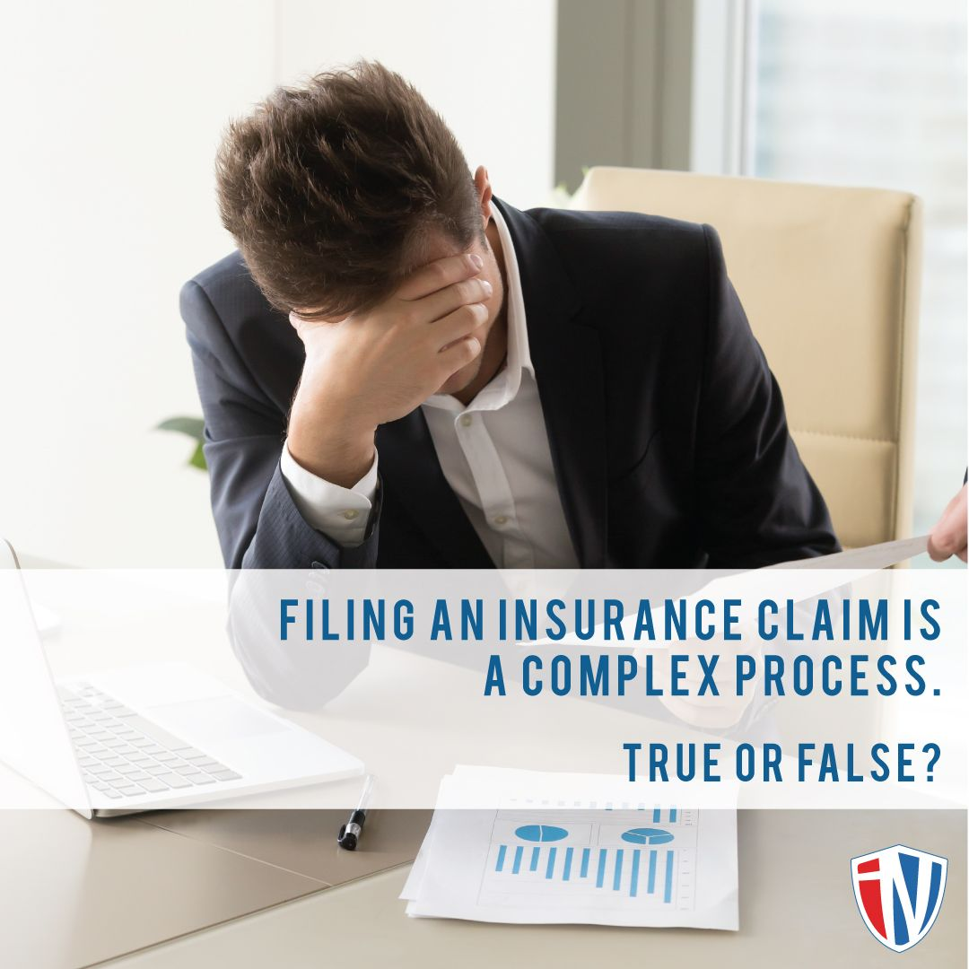 False Filing An Insurance Claim May Involve A Few Different Steps