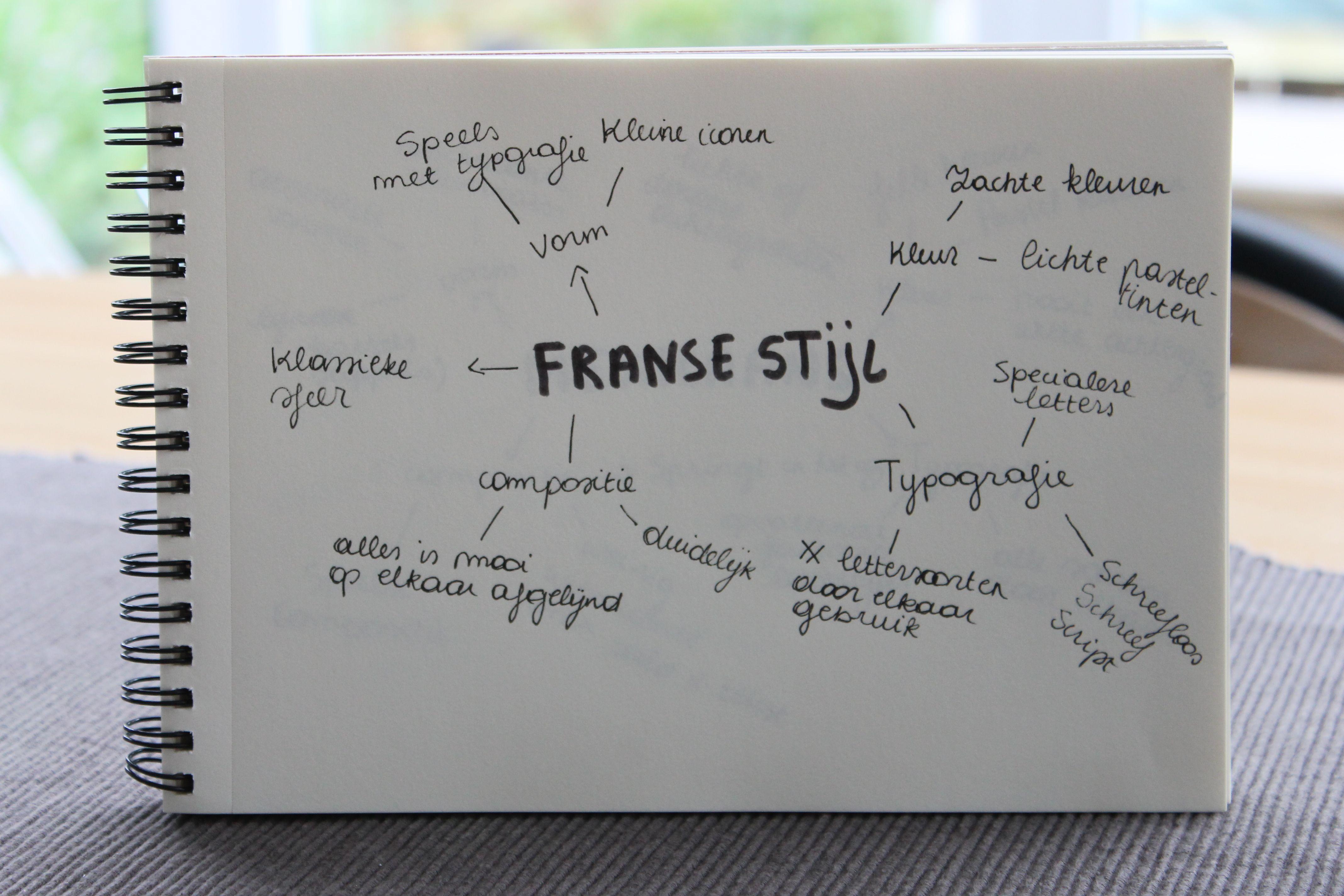 Brainstorm | Franse stijl