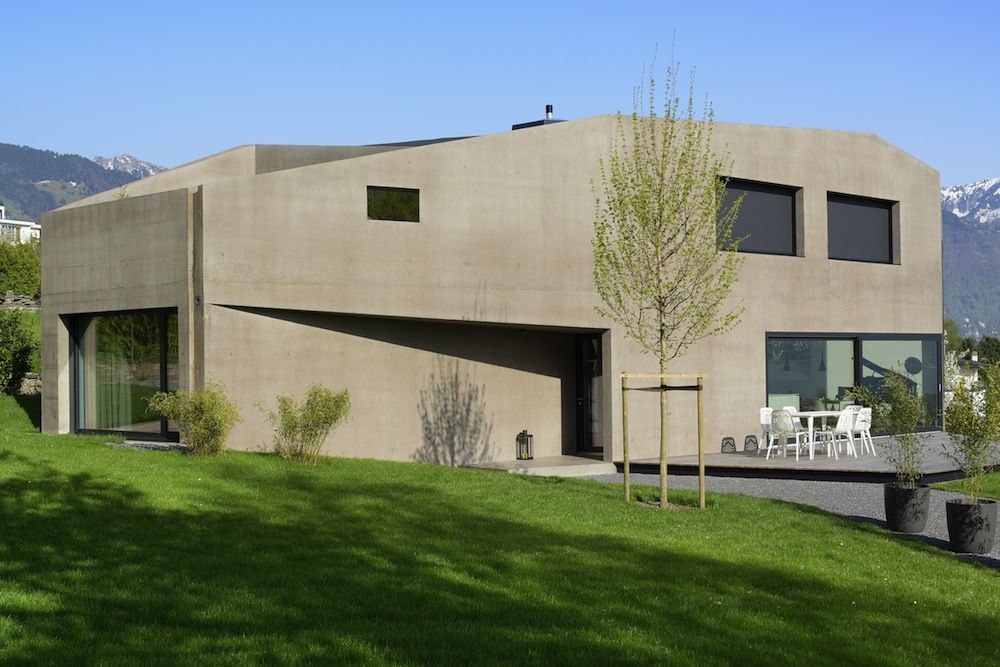 Link Architectes - villa Dind