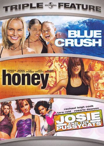 Blue Crush Honey Josie And The Pussycats 2 Discs Dvd Blue