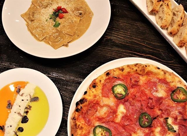 Our Website Https Www Pizzaepazzi Ca Serving Pasta In A Newly Opened Best Restaurant Toronto Will Surely Attract Many Health Conscious People To