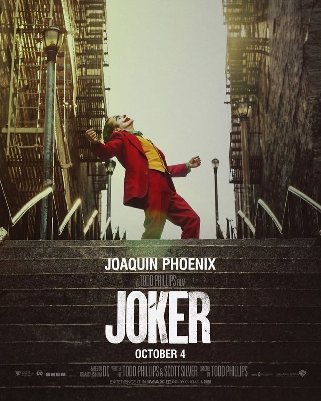 The Complete Collection Of The Official Jokermovie Posters