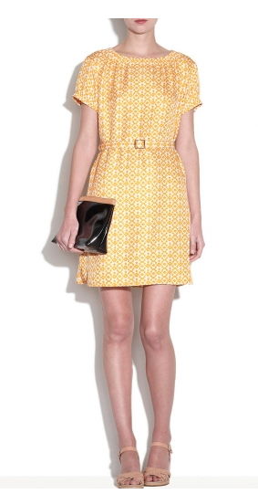 Silk Marilyn Dress by A.P.C | Click image for product info