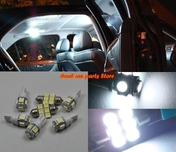 12pcs Bright White Smd Led Interior Light Package Kit For 2012 2014 Toyota Camry Mazda 3 White Interior Led Lights Blue Led Lights