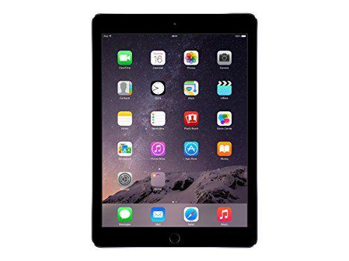 Apple Mgl12ll A Ipad Air 2 Space Gray 1 5 Ghz Processor 2 Gb Ddr2 Ram 16gb Hdd Apple Ios 8 Wifi New Apple Ipad Refurbished Ipad Apple Ipad Mini