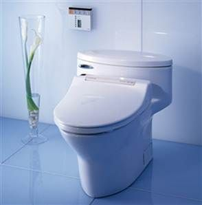 High Tech Toilets Hope To Flush The Competition Bathroom Gadgets Toto Washlet Bathroom Decor