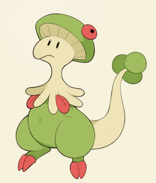 19++ Breloom pokemon information