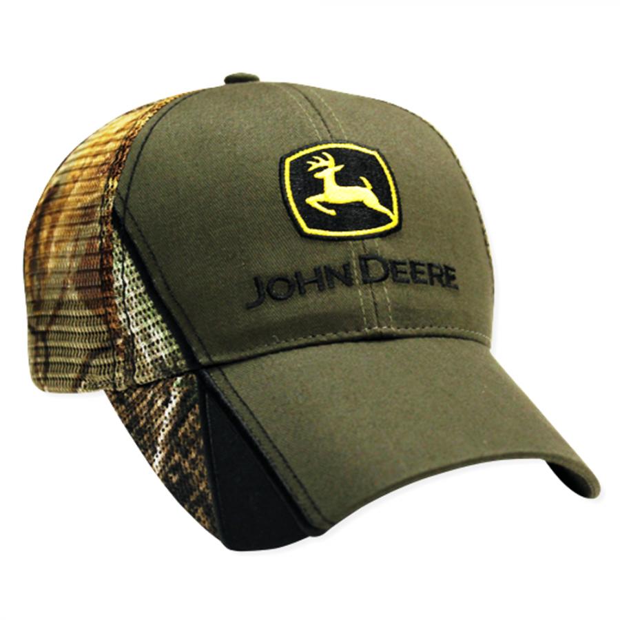 c4c3646a380 John Deere REALTREE AP HD ® Mesh Back Cap