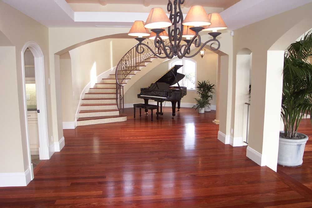 Mahogany Hardwood Floors No Carpet For Me Mahogany