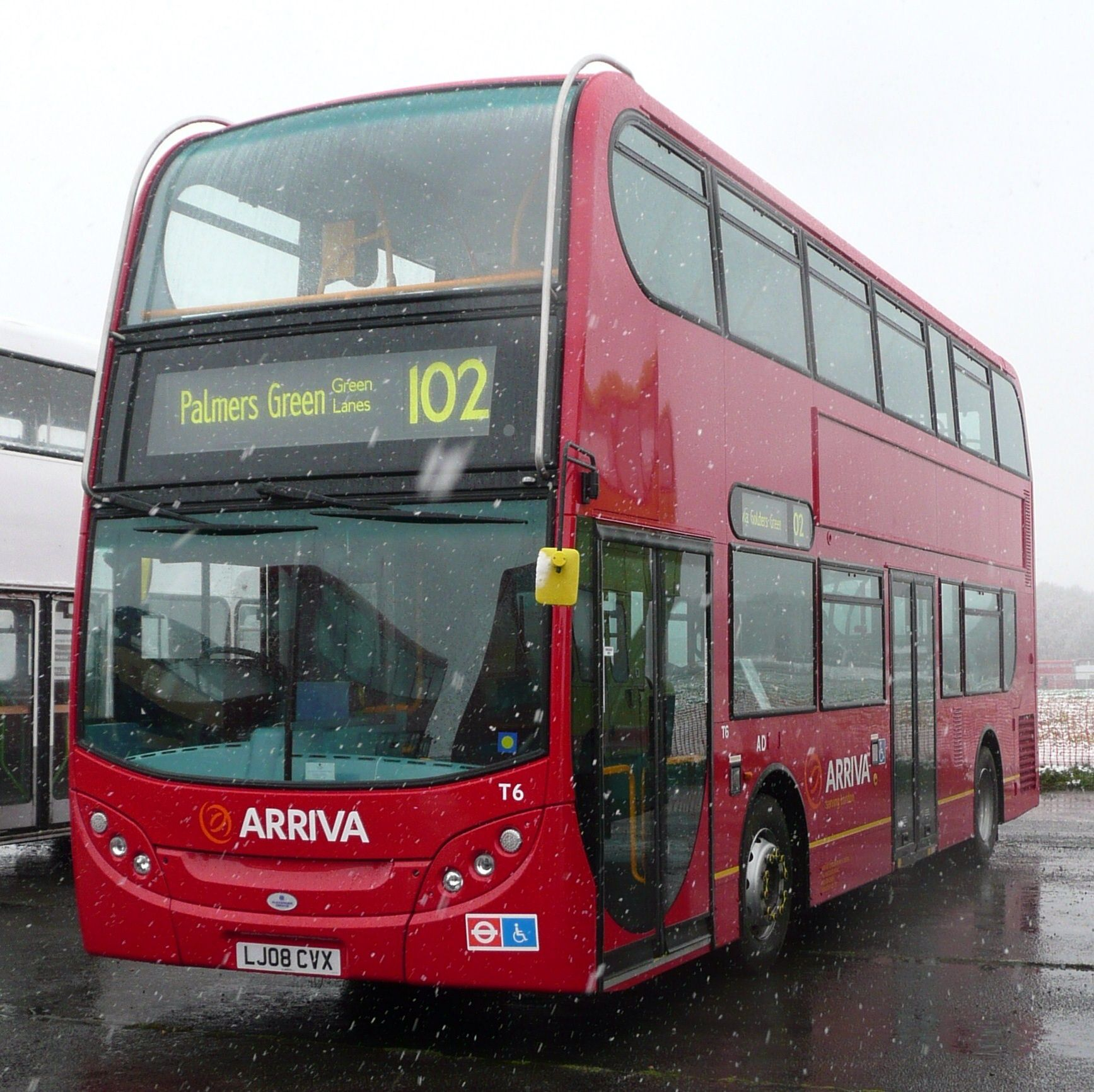 Alexander Dennis Enviro400s for route 102 | MACHINES
