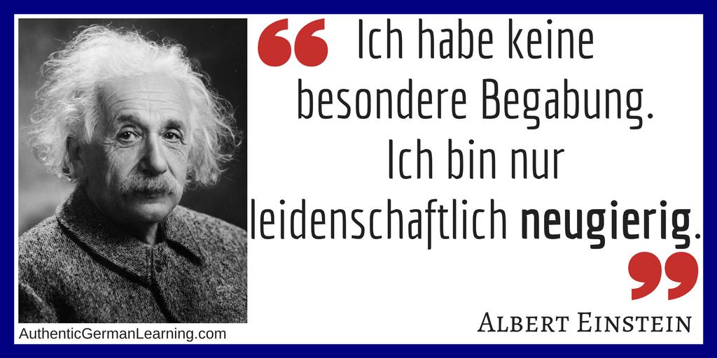 Ich Habe Keine Besondere Begabung Ich Bin Nur Leidenschaftlich Neugierig Albert Einstein I Ha Einstein Zitate Zitate Von Albert Einstein Neugier Zitate