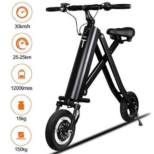 Buy Seven Side Urban E Bike Folding Electric Scooter