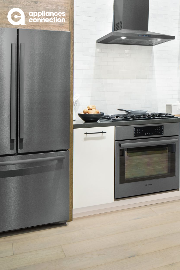 Daringly Different Infinitely Beautiful Built With The Quality You Expect From Black Stainless Steel Appliances Black Stainless Appliances Kitchen Appliances