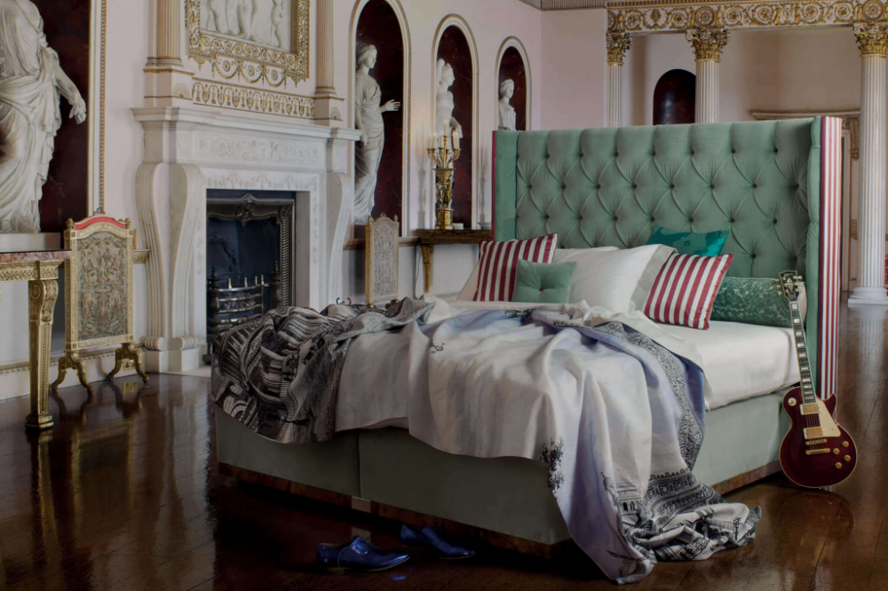 Savoir No 1 Bed Luxury Bedroom Master Bed Design Bespoke Beds