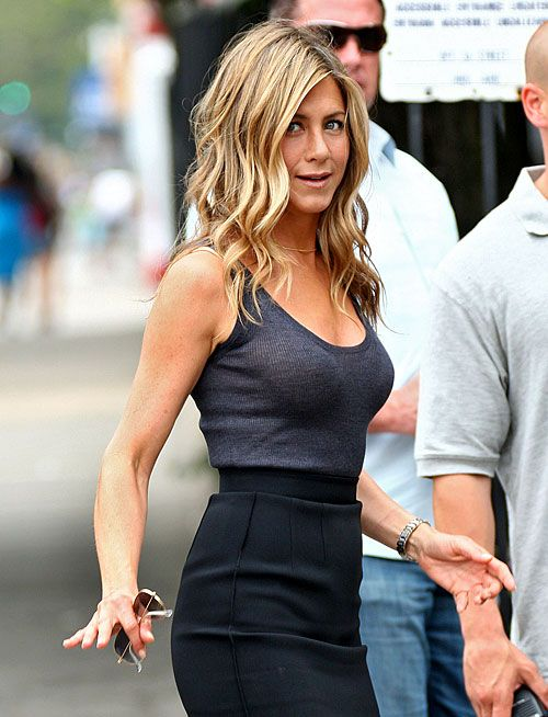 31 Prominent Jennifer Aniston Hair Color Choices Beauty