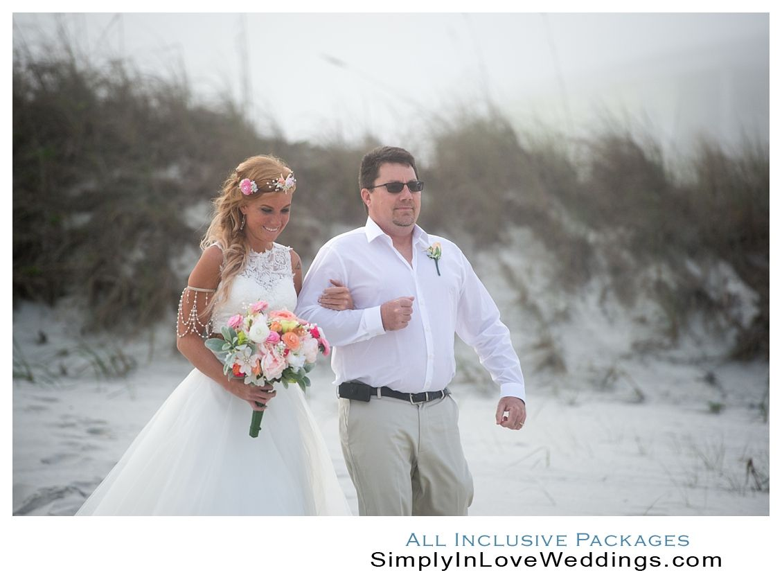 Florida Beach Weddings » Simply in Love Weddings and Photography