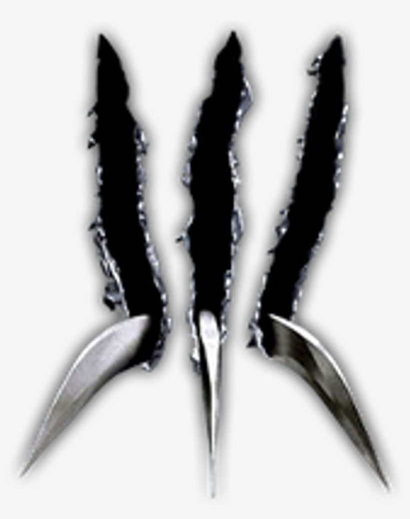 Download Claws Abstract Xmen Wolverine Ftestickers Freetoedit Wolverine Claws Logo Png Png Image For Free Search More Wolverine Claws Claw Tattoo Wolverine