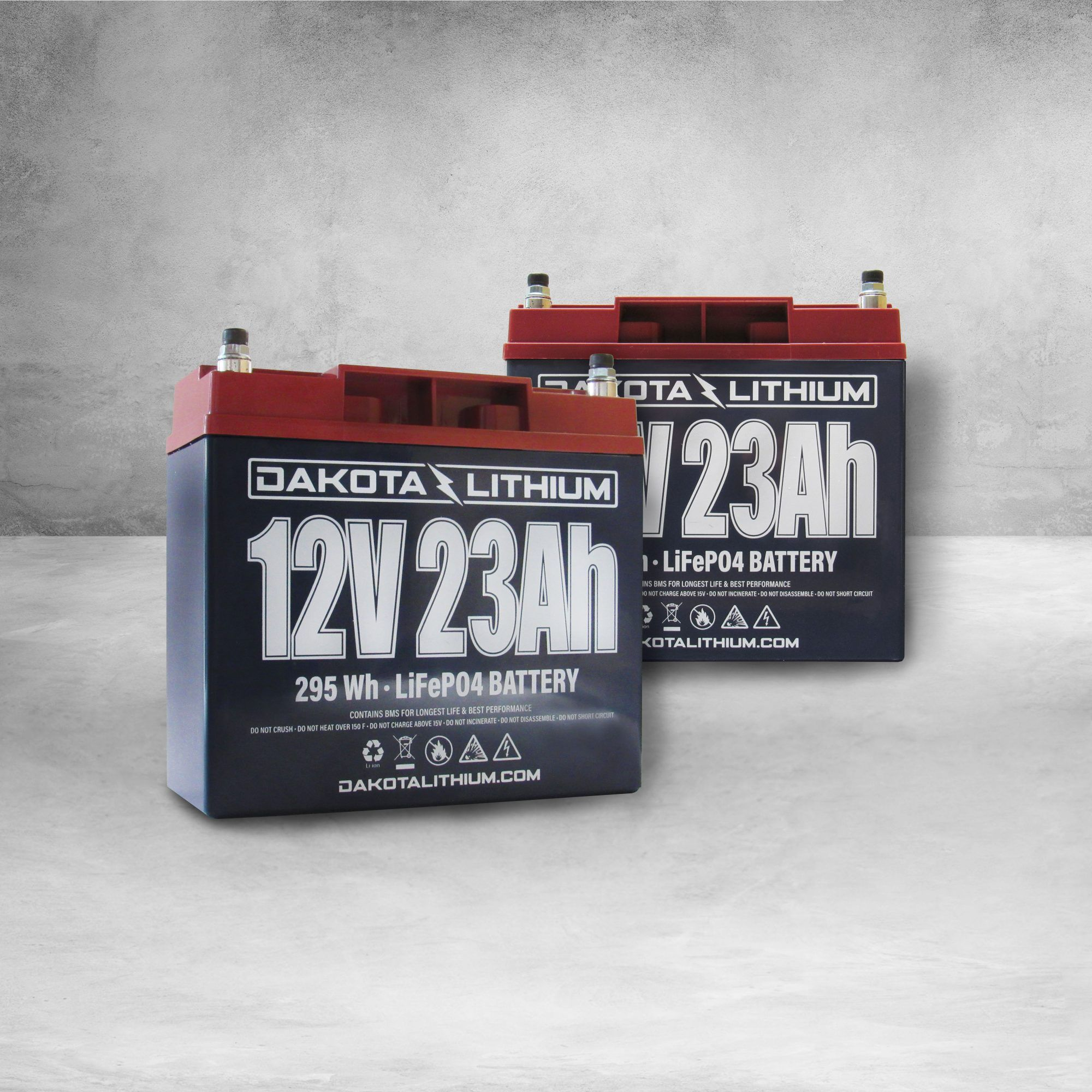 Built Dakota Tough This 12 Volt Lithium Battery Packs A Big Punch Lifespan Of 2 000 Charge Cycles Lasts 5 Times Longer Battery Solar Battery Lithium Battery