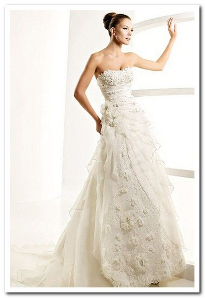 Dallas Wedding Dress Rental Photo