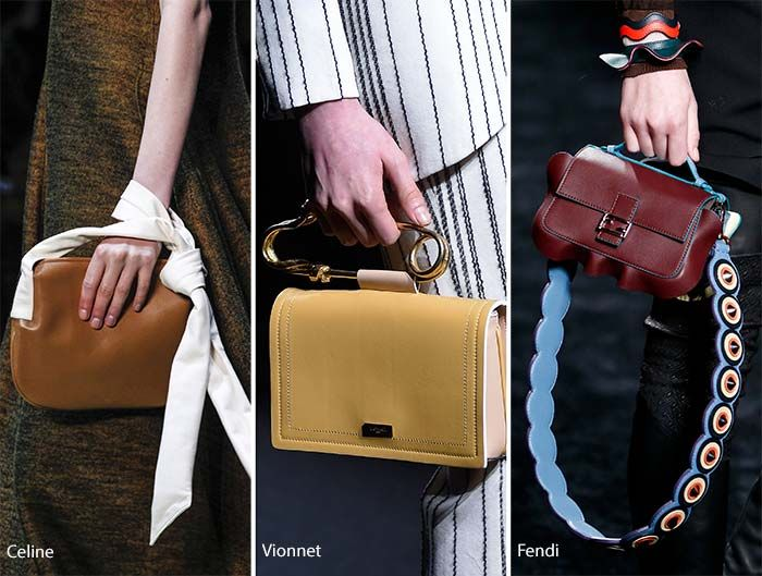 The Fall Winter 2017 Handbag Trends Frequently Leave Us All Eyes On