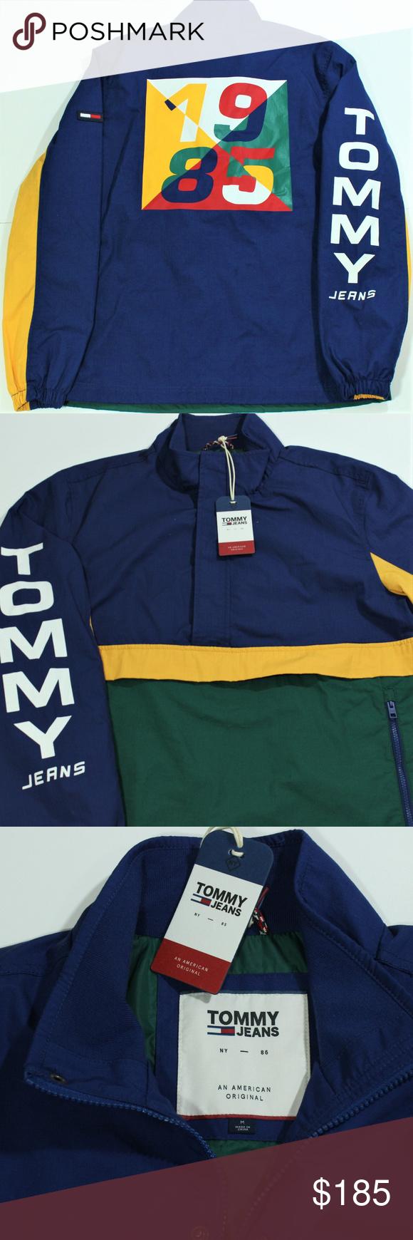 tommy hilfiger jacke von 1985