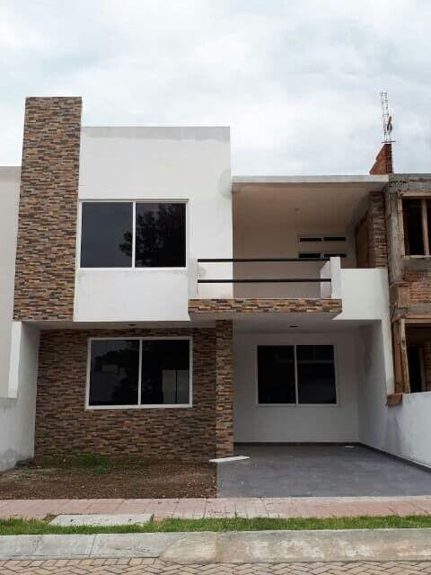 Barandal Fachadas De Casas Contemporaneas Casas Multifamiliares Fachadas Casas Minimalistas