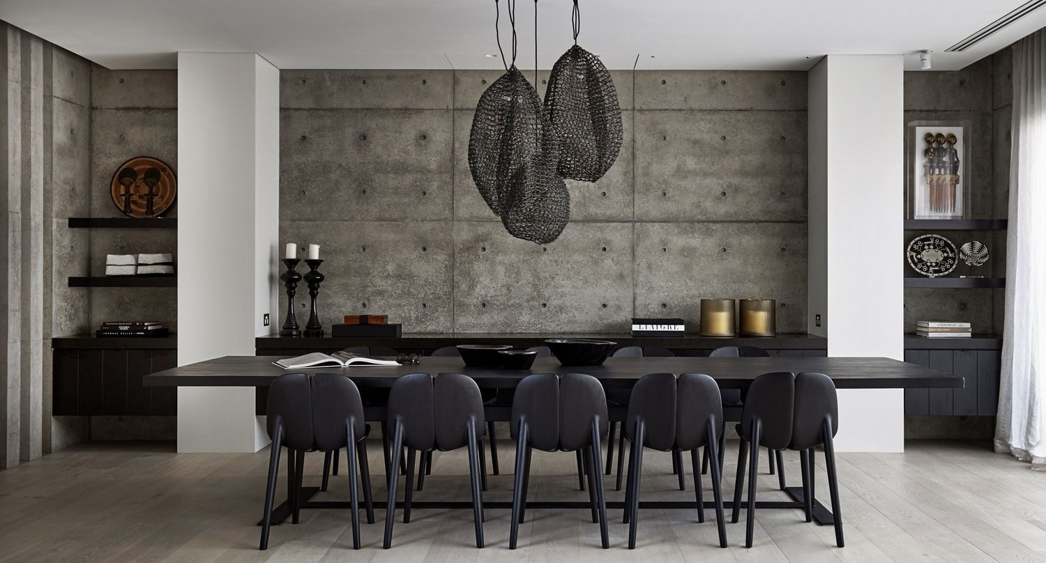 Sydney Based Interior Design Firm Lawless Meyerson Specialise In Creating Tactical Layered Luxurious