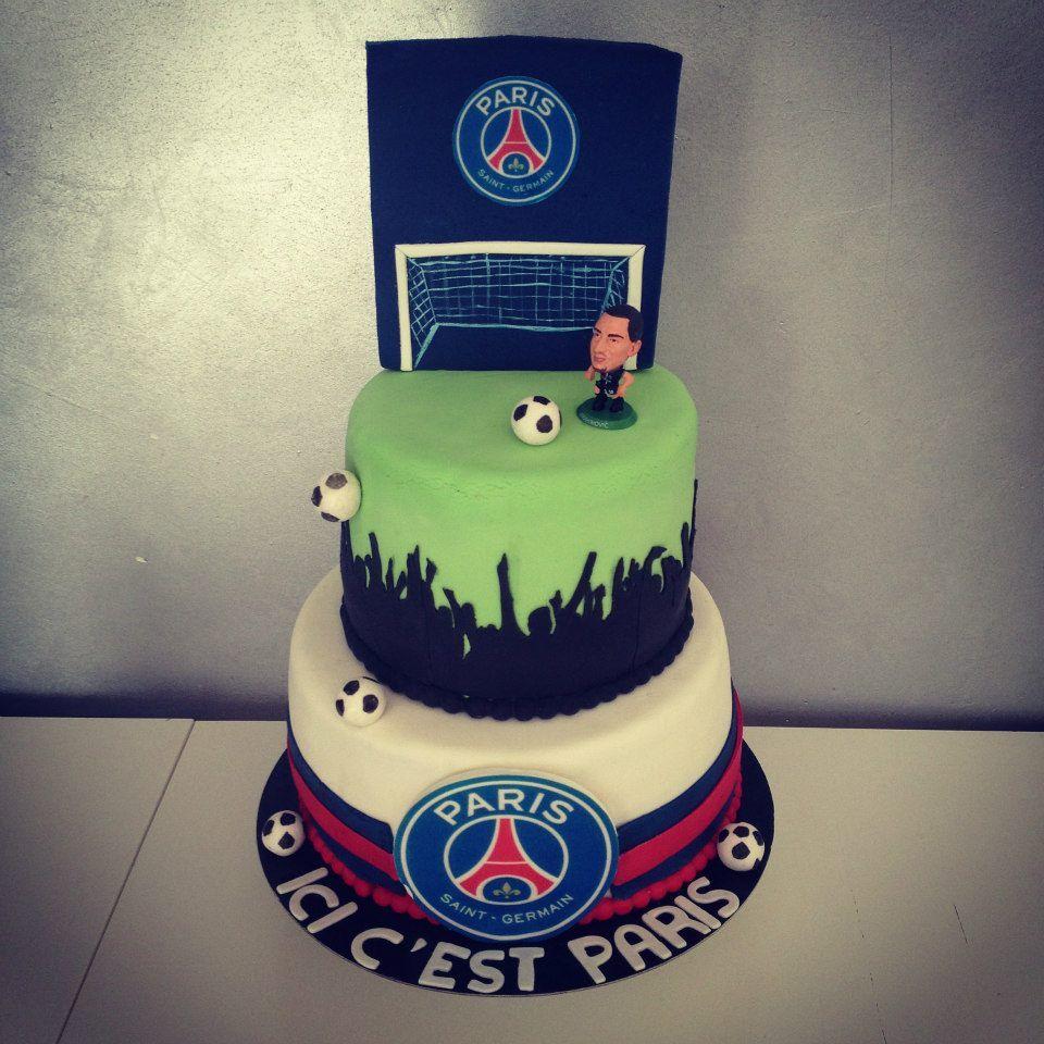 Psg Cake Gâteaux De Garçon