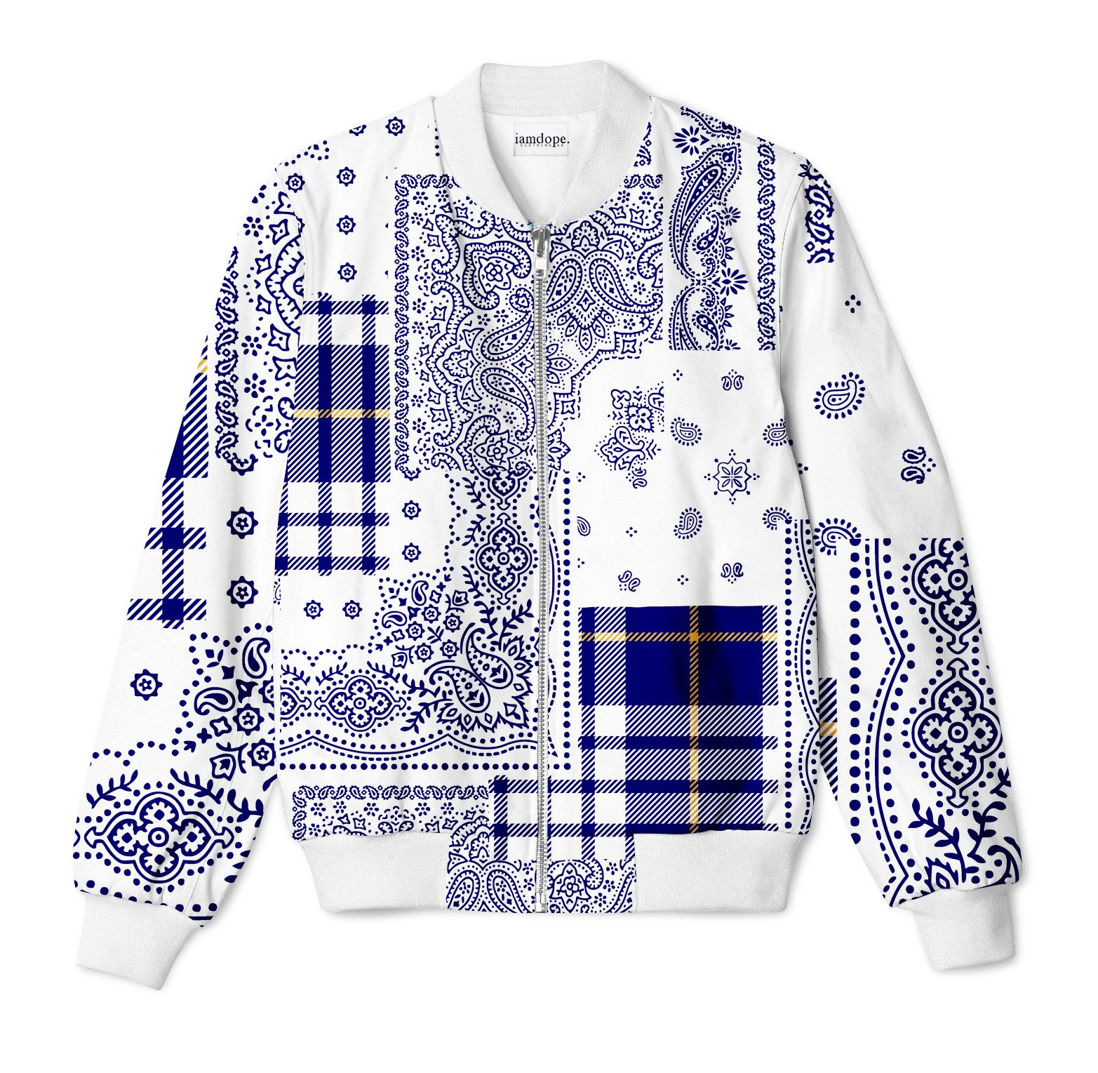 Pin by IAMDOPE on Bomber Jacket Patterned bomber jacket