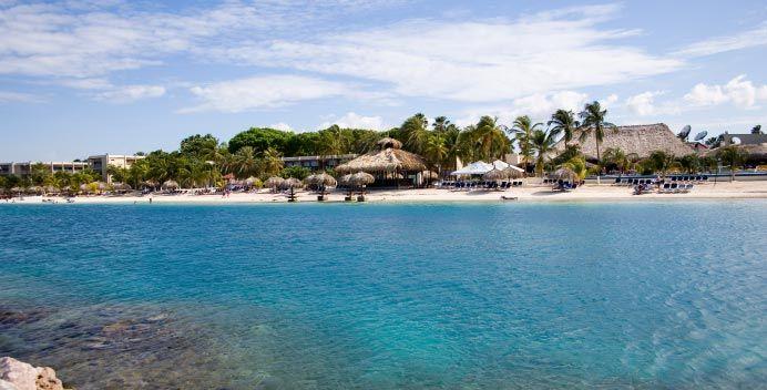 #5 snorkel spot in the world - Curaçao, Netherlands Antilles