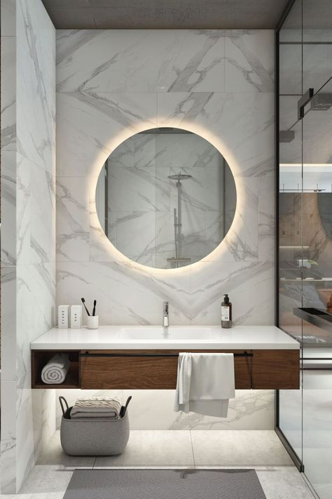 Photo of Bath room mirror ideas powder rooms vanities 69 ideas for 2019