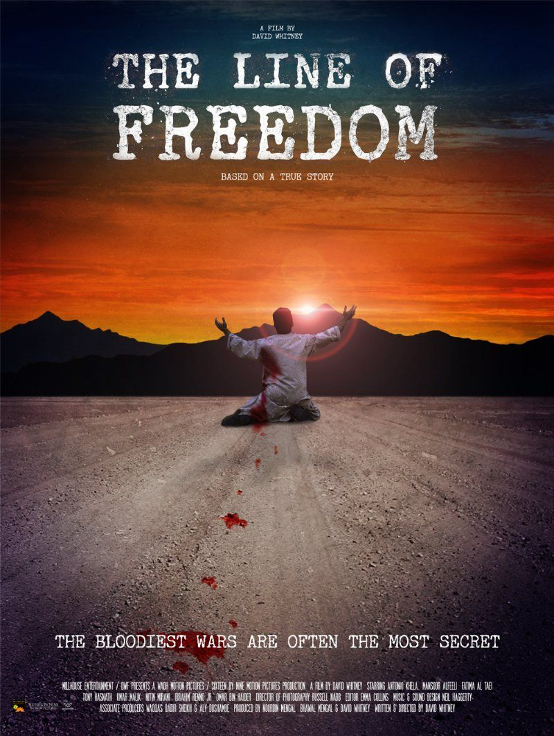 The Line of Freedom (2012) True stories, Freedom, Revelation