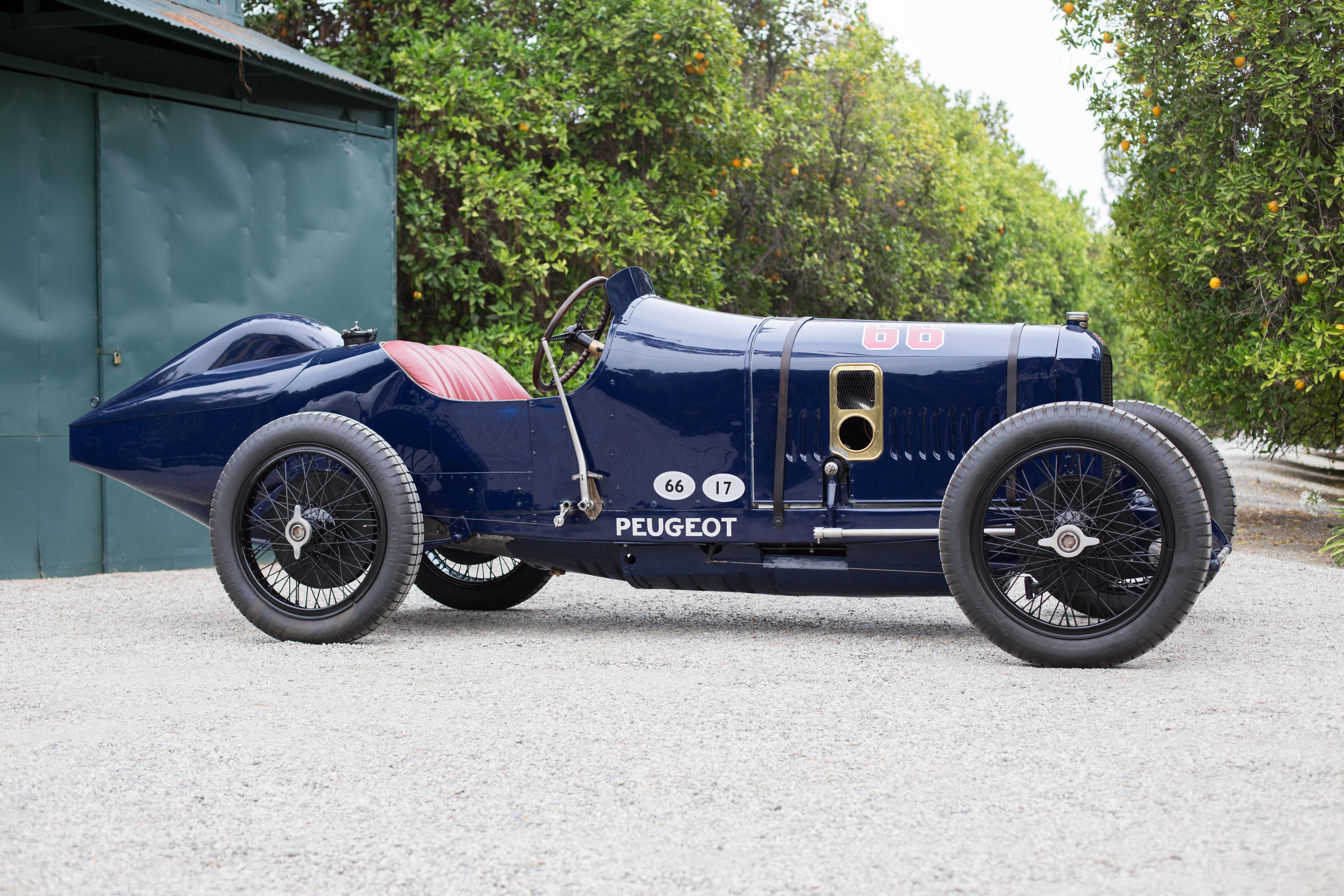 Peugeot l race car from x via classy bro cool