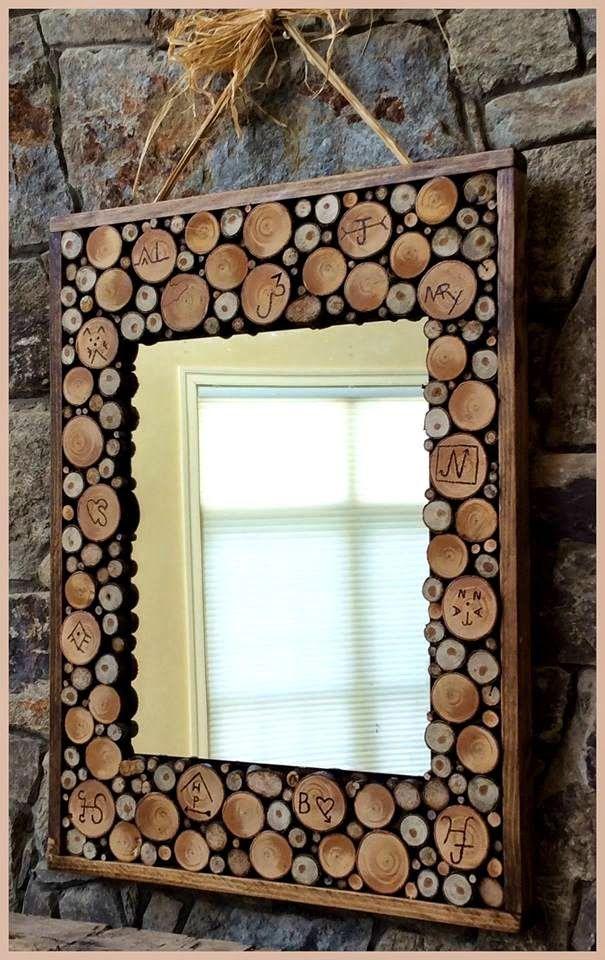 Best 25 custom mirrors ideas on pinterest traditional for Diy frameless picture frames
