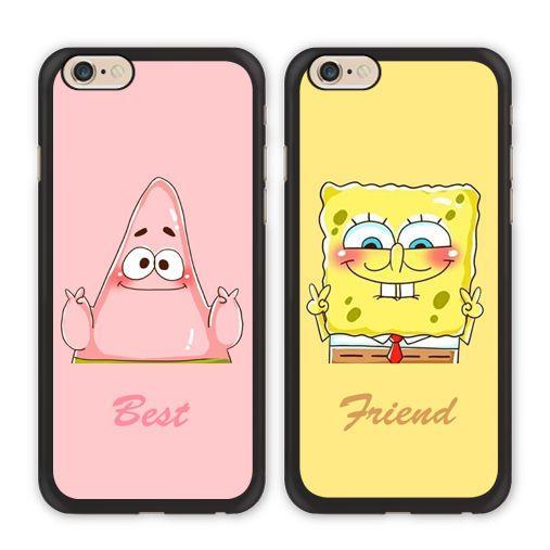 8 99 Bff Spongebob Patrick Best Friend Case For Iphone X 8 7 6 Galaxy S8 S7 Edge Plus Ebay Electroni Friends Phone Case Bff Iphone Cases Best Friend Cases