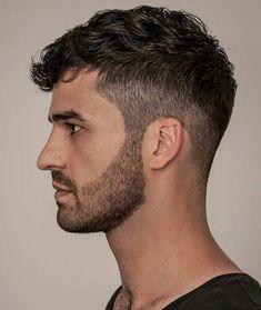 image result for long fringe men  wavy hair men curly